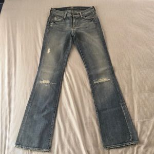 NWOT!!! 7 For all Mankind Bootcut Jeans